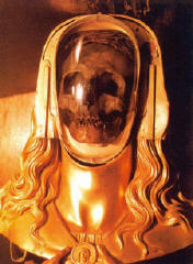 Skull of Mary Magdalene
