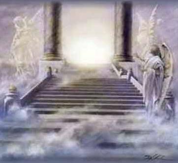 Entering Heaven